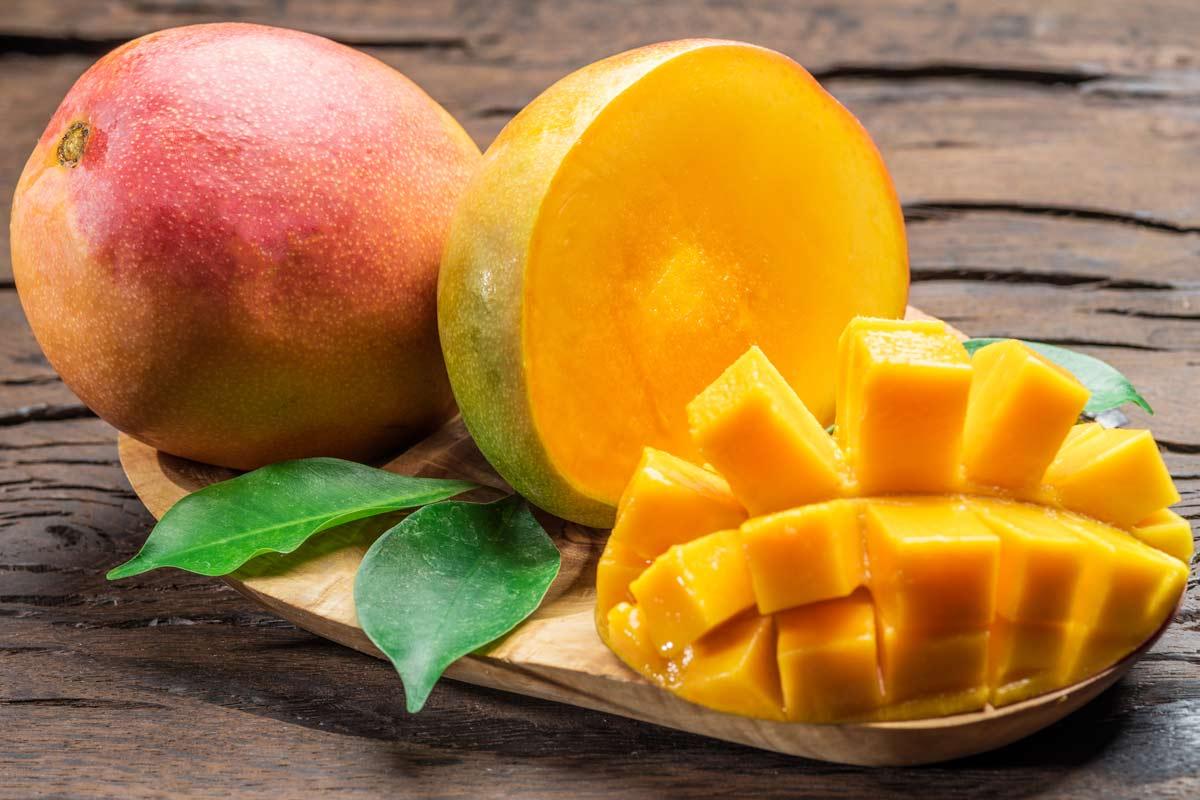mango frutas